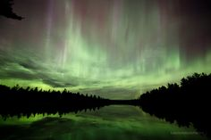 Today, Marquette-based visual artist Shawn Malone shares her secrets for viewing the Northern Lights in Michigan.