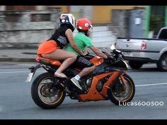 Motos esportivas acelerando em Curitiba - Parte 50