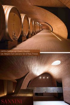 """CANTINA ANTINORI NEL CHIANTI CLASSICO""  SPECIAL ON CNN http://www.sannini.it/news-single-011-en.html The Winery Antinori in Bargino (Florence) - Italy has been selected by CNN among the five most exclusive and extraordinary travel experiences of the world. ..... In italiano: http://www.sannini.it/news-single-011.html web developer: www.studiojb.it"