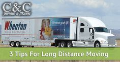 3 Tips For Long Distance Moving - Long Distance Movers Aventura - http://ccshipping.com/3-tips-for-long-distance-moving-long-distance-movers-aventura/