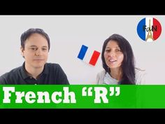 French R (Learn French with French avec Nous) - YouTube