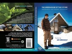 Click on through to the ecowatch link.  Interested in building your own greenhouse, but don't know where to begin? Now, there's the Greenhouse of the Future. Filmmaker Curt Close teamed up with Anaconda Productions and the non-profit SolutionEra to release a DVD, eBook and step-by-step guide on how to build a passive solar greenhouse that utilizes renewable energy and is built from natural and recycled materials.