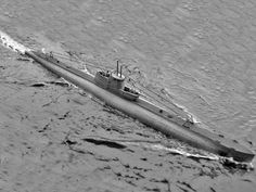 1/700 Submarine Minelayer L-4, Black Sea, mid-1930s (Combrig Conversion)