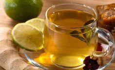 Gengibre com limão para emagrecer