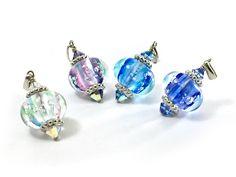 Omnipot Furnace ヴァレリー玉シリーズ(3) Lampwork Beads, Earrings, Jewelry, Ear Rings, Stud Earrings, Jewlery, Jewerly, Ear Piercings, Schmuck