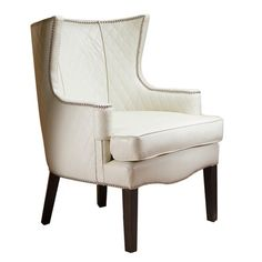 I pinned this Roma Quilted Arm Chair from the Elements of Style event at Joss & Main!