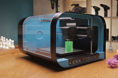 "C Enterprise Ltd. (CEL) has debuted a new desktop 3D printer and micro-manufacturing platform. Powered by an ARM-based Atmel chip, the Robox was designed by its creators to ""demystify"" the 3D printing process."