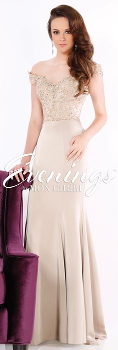 Evenings by Mon Cheri Spring 2016 - Style No. 11633 #promdresses