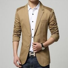 Mens Sports Jacket with Shoulder Details #MensFashionGrunge