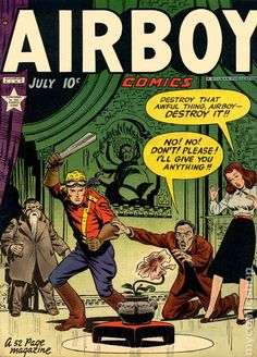 airboy comic - Google Search
