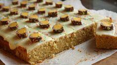 KAKE TIL PÅSKE: Påskekaka lages med appelsin og marsipan. Selvsagt.
