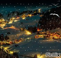 gif' You are in the right place about good morning GIF Here we offer you the most beautiful pictures about the christmas GIF you are looking for. Christmas Scenery, Christmas Pictures, Christmas Art, Winter Christmas, Vintage Christmas, Rustic Christmas, Gif Noel, Winter Szenen, Snow Scenes