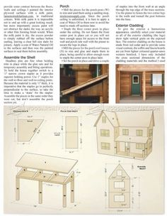 Doll House Plans - Wooden Toy Plans and Projects | WoodArchivist ...