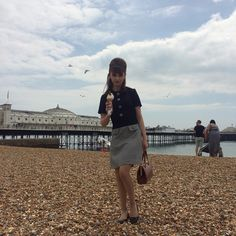 "1,286 Likes, 8 Comments - Charlotte Mia Tighe ✨ (@charmtighe) on Instagram: ""Had the most amazing time in Brighton today! The weather was absolutely gorgeous, it's so nice to…"""