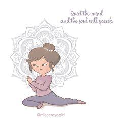 How do you quiet your mind? 🧘🏻♀️ #pigeonpose #ekapadarajakapotasana #ilpiccione #yogadiary #yoga #meditation #mindfulness #meditazione #diarioyogaillustrato #yogaart #miacarayogini #diarioyoga #arteyoga #ispirazione #crescitapersonale #consapevolezza #awareness #majayasatibhagavati #quietthemind #calmalamente Yoga, Mindfulness, Illustration, Artwork, Work Of Art, Auguste Rodin Artwork, Artworks, Illustrations, Consciousness