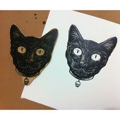Woodcut - xilogravura Linocut Prints, Art Prints, Block Prints, Fabric Painting, Encaustic Painting, Wood Engraving, Tampons, Woodblock Print, Cat Art