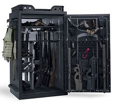 One day I'll have a safe full of guns!
