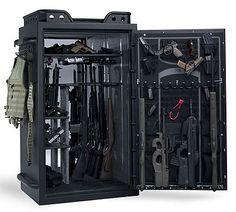 gun safe. yes please