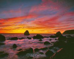 Slide Beach, Golden Gate NRA, Marin County, California
