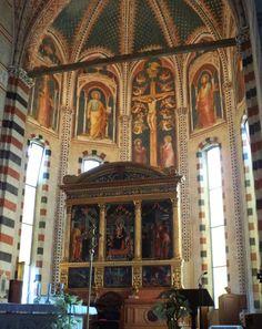 La Pala di San Zeno, altare maggiore della Basilica di San Zeno a Verona