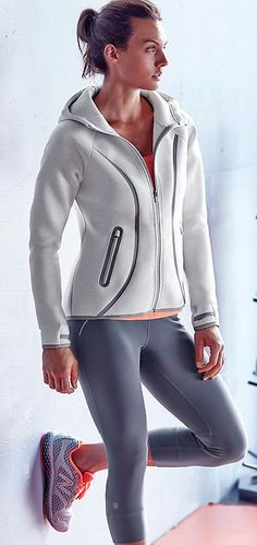 love this post workout hoodie