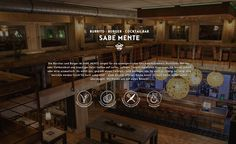 #Featured‬ of the Day 28 Dec 2015 SABE MENTE by DARO http://www.csslight.com/website/14826/SABE-MENTE
