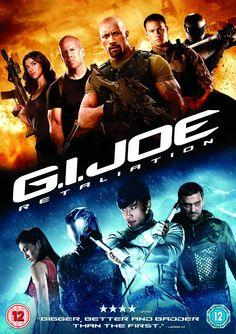 G.I. Joe: Retaliation [DVD]: Amazon.co.uk: Dwayne Johnson, Bruce Willis, Channing Tatum, Adrianne Palicki, Walton Goggins, Jon M. Chu: Film ...