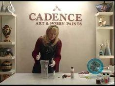 Cadence Petal Porselen Uygulaması