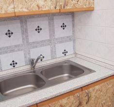Renovace kuchyně za víkend a za babku - 3.díl | Český Kutil.cz Sink, Home Decor, Sink Tops, Vessel Sink, Decoration Home, Room Decor, Vanity Basin, Sinks, Home Interior Design
