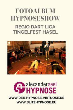 Showhypnose Fotos der Hypnoseshow beim Tingelfest in Hasel von der Regio Dart Liga mit Hypnotiseur Alexander Seel am 16.07.2011.  #hypnoseshow #hypnotiseur #alexanderseel #tingelfest #hasel #regiodartlige #showhypnose