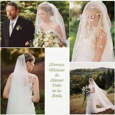 Blog de Organización de Bodas - Wedding Planner Madrid: Novias con Velo