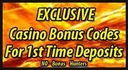 Европейские онлайн казино с бездепозитным бонусом игровые аппараты скачать игру гараж