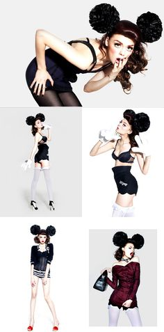 Mickey Mouse in Fashion photo Lola Blancs photos - Buzznet