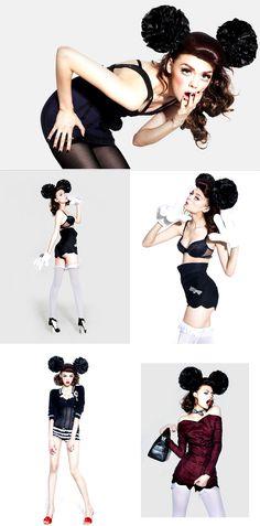Mickey Mouse in Fashion photo Lola Blancs photos - Buzznet