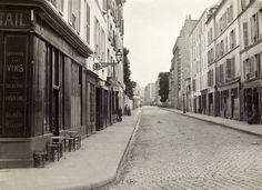 Marville : rue d'Assas Baron Haussmann, Musee Carnavalet, Old Paris, Paris Ville, French Photographers, His Travel, Beautiful Landscapes, Parisian, Images