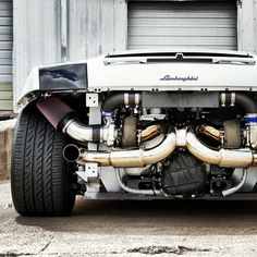 Twin-Turbo Underground Racing Lamborghini Gallardo.. 1300 hp!