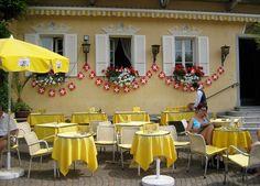August 1st in Ascona, Switzerland