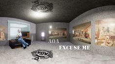 VR MUSIC | AOA - Excuse Me
