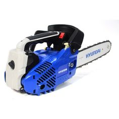 Garden Equipment - Hyundai HYC2610 26cc 2-Stroke Petrol Chainsaw