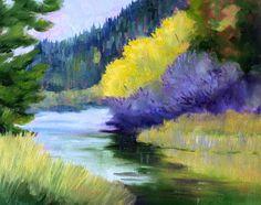 River Color Fine Art Prints by Nancy Merkle