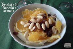 L'insalata di finocchi e arancia è un contorno leggero e veloce da preparare. Un piatto rinfrescante e depurativo, ottimo da gustare per il pranzo di Natale.