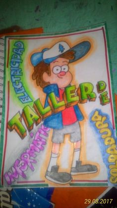 mis portadas Journals, Study, My Love, Painting, Ideas, Decorated Notebooks, Art Activities, Craft Kids, Good Advice