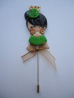 Ideas Para, Fondant, Polymer Clay, Pasta, Christmas Ornaments, Holiday Decor, Manualidades, Cement, Rag Dolls