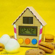 cooccoo timer is unique kitchen timer!  クックータイマーはとってもユニークなキッチンタイマー(クックータイマー)