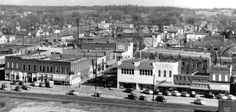 Downtown Wynne, Arkansas (Cross County); circa early 1950s