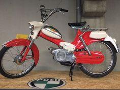Puch - VS 50 L Kikkerbek - 1957