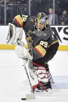 e7a8dafe844 Golden Knights vs. Islanders · Hockey GoalieIce HockeyMarc AndreVegas ...