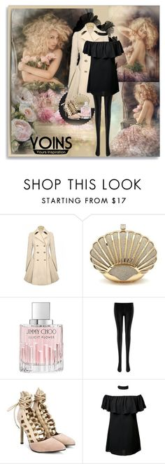 """""""YOINS"""" by vidutoria ❤ liked on Polyvore featuring Jimmy Choo and yoins"""