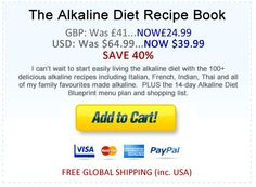 Alkaline Diet Recipe Book | Alkaline Diet Made Easy