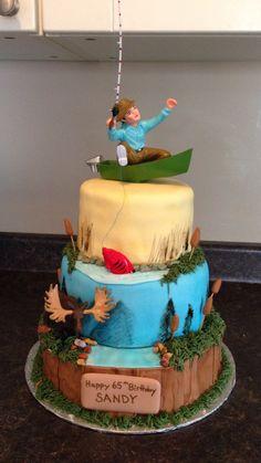 Wilderness cake